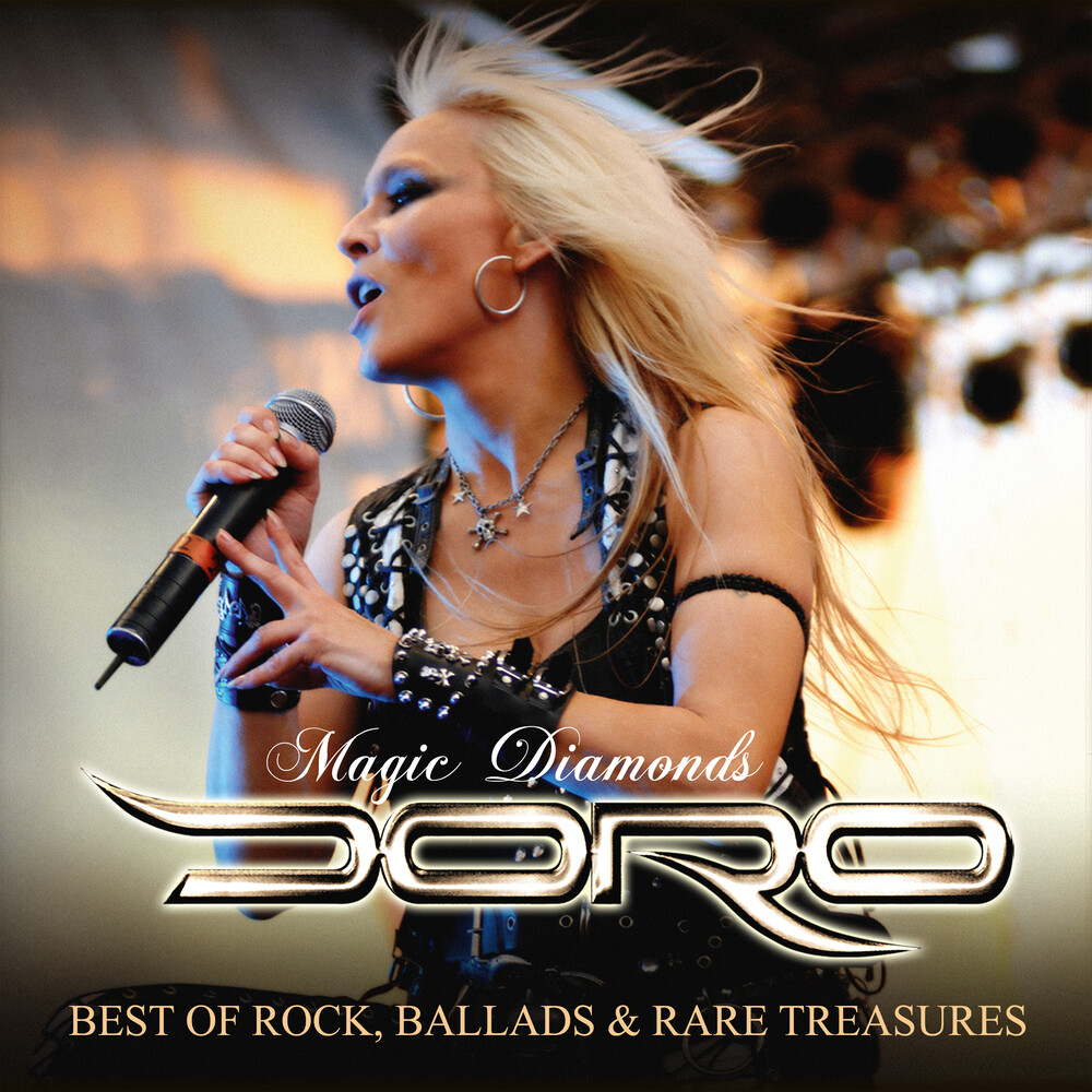 Doro - Magic Diamonds: Best Of Rock Ballads & Rare (Box)