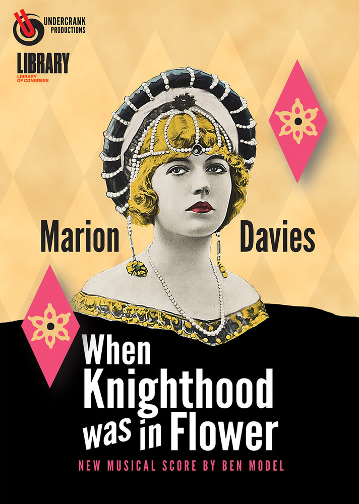 Marion Davies - When Knighthood Was In Flower / (Mod Rstr)