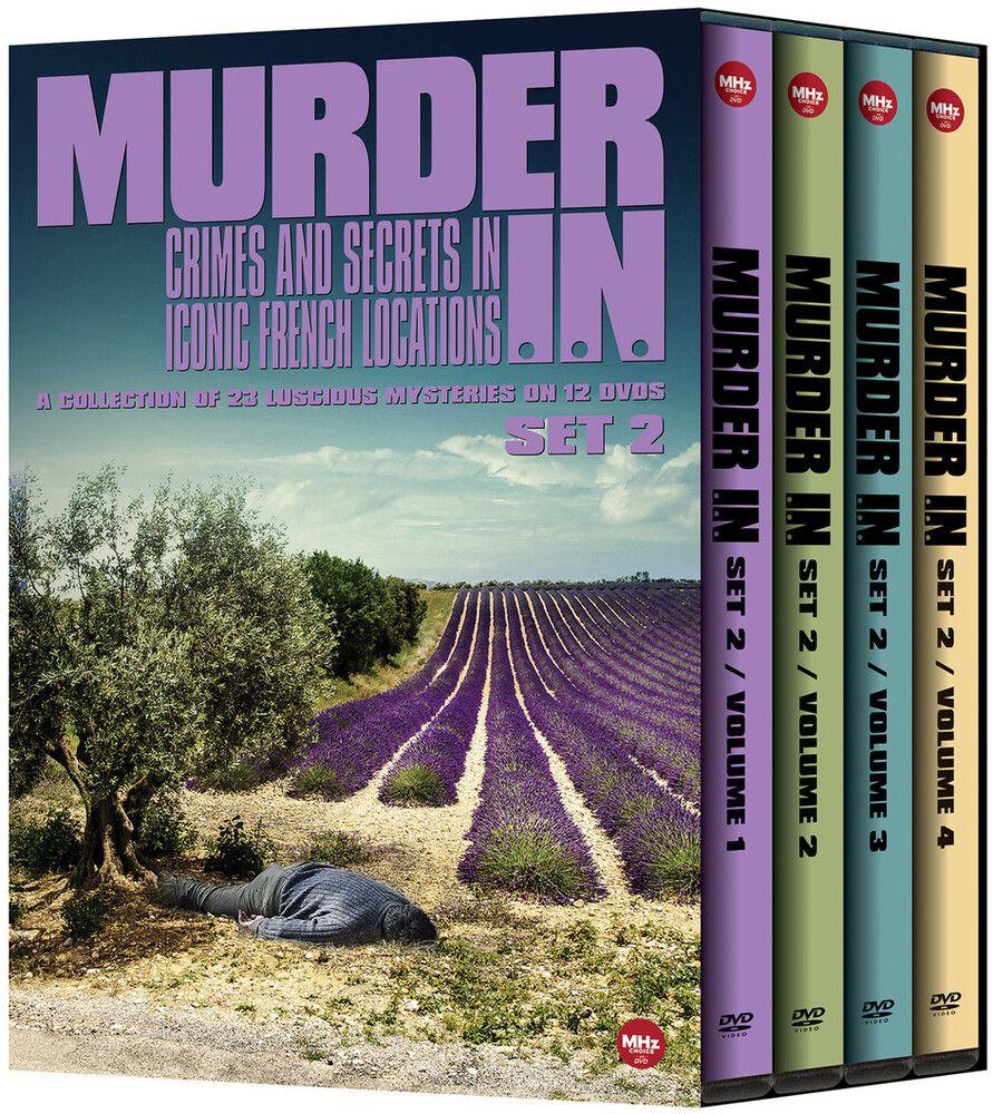 Cristiana Reali - Murder In Collection: 2 (12pc) / (Ws Ntsc)