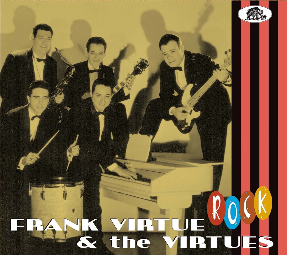 Frank Virtue & The Virtues - Rock [With Booklet] [Digipak]
