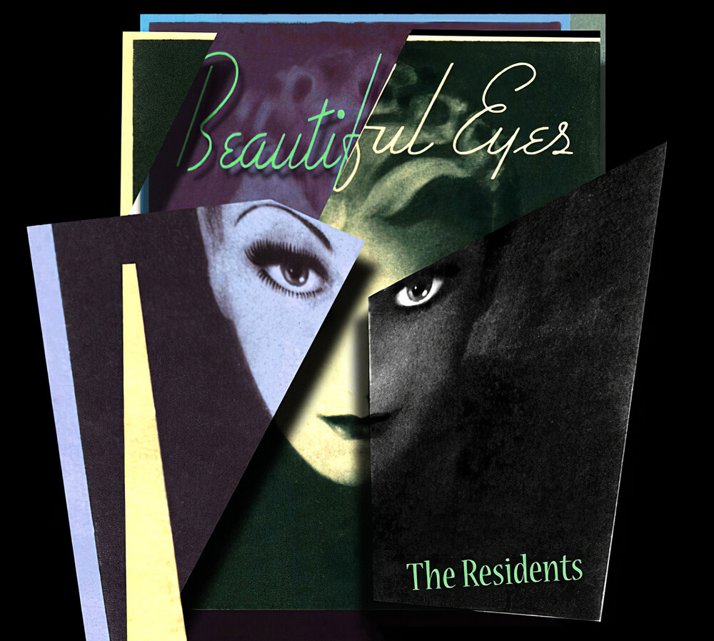 Residents - Beautiful Eyes