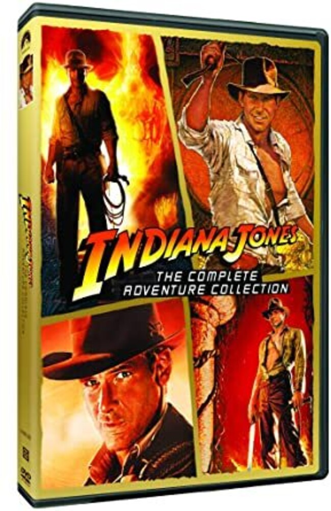 Indiana Jones: Adventure Collection - Indiana Jones: The Complete Adventure Collection