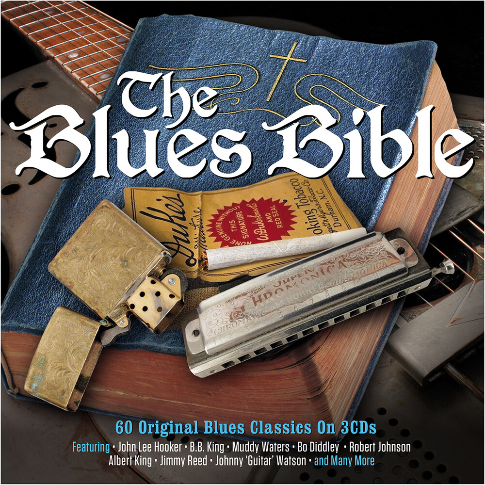 Blues Bible / Various - Blues Bible / Various (Uk)