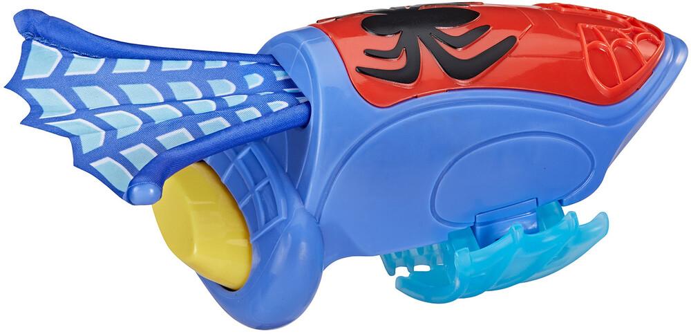 Saf Spidey Web Slinger - Hasbro Collectibles - Spidey And His Amazing Friends Spidey WebSlinger