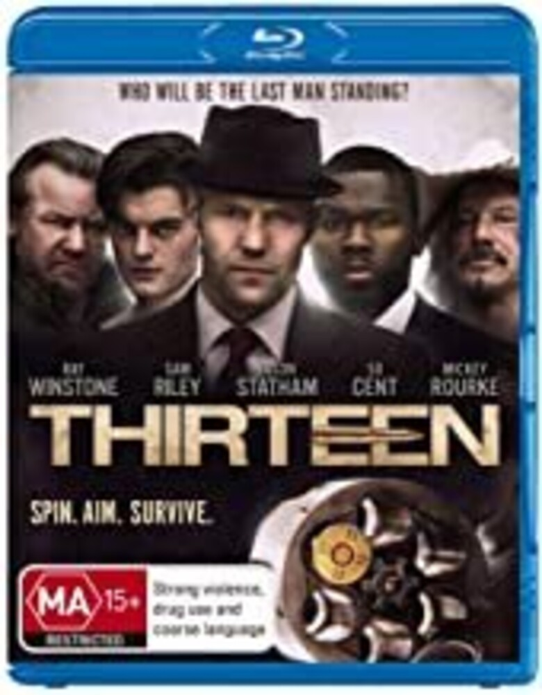 Thirteen - Thirteen / (Aus)