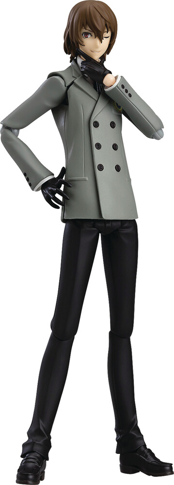 Good Smile Company - Good Smile Company - Persona 5 Royal Goro Akechi Figma Action Figure