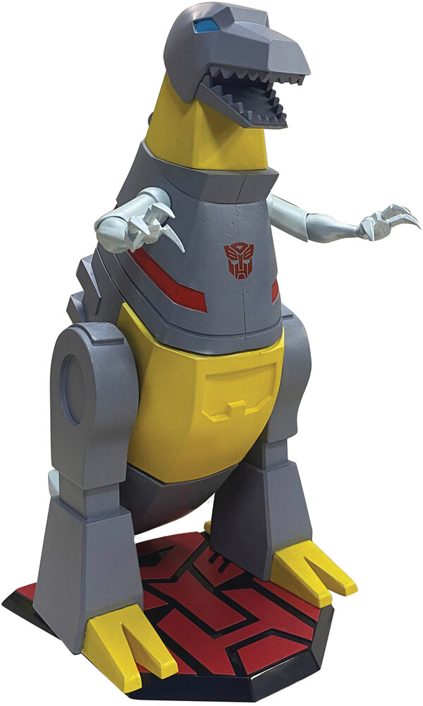 Pcs Collectibles - PCS Collectibles - Transformers Grimlock 9 PVC Statue
