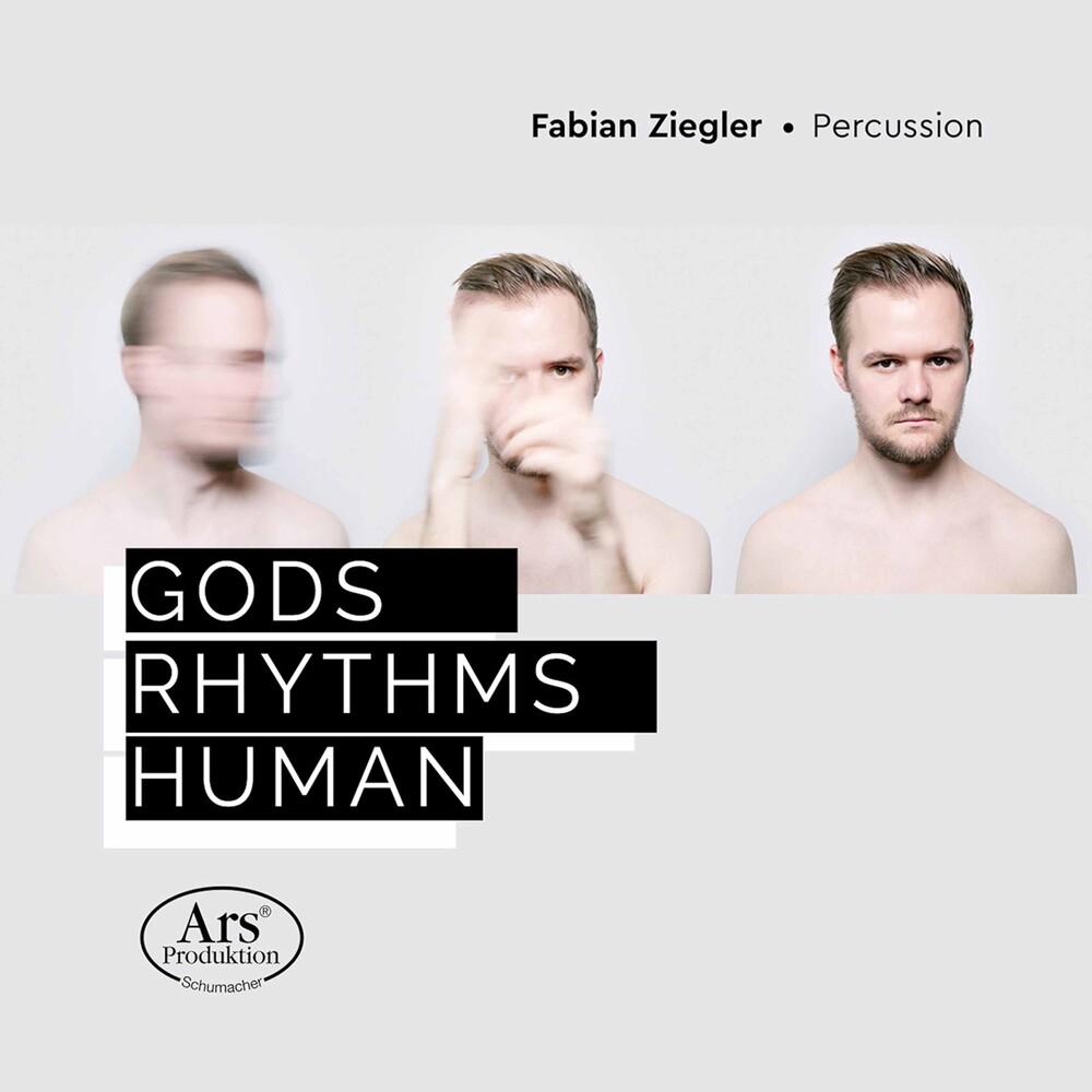 Hamilton / Ziegler - Gods Rhythms Human