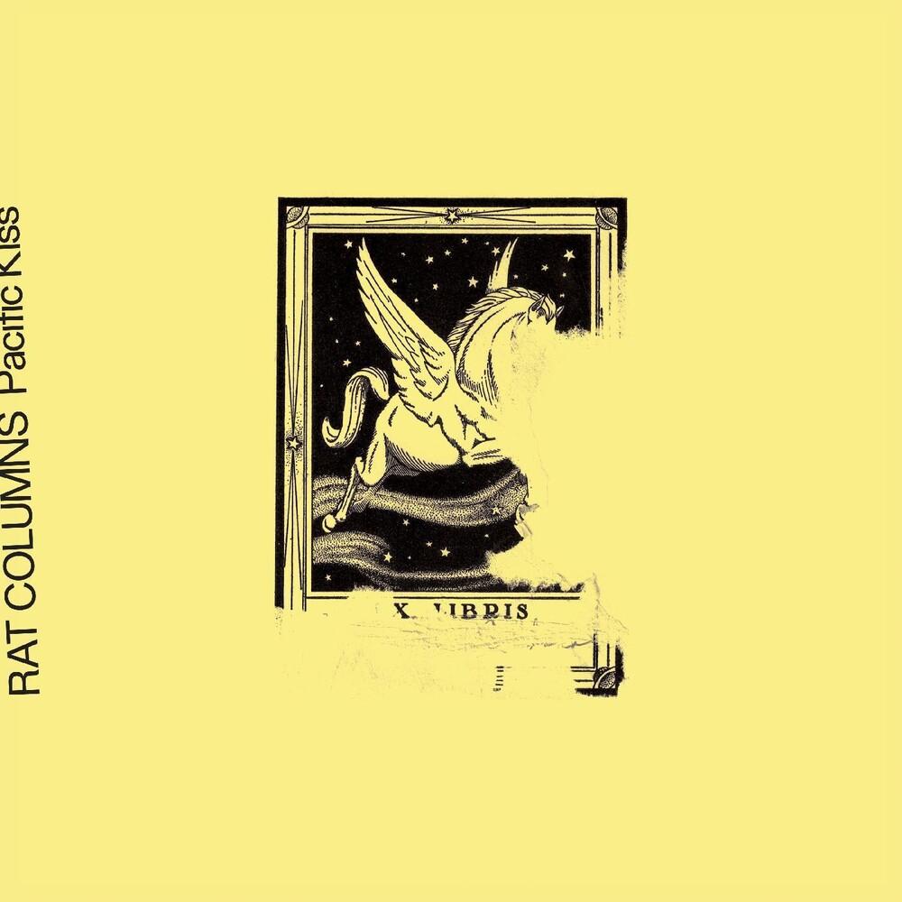 Rat Columns - Pacific Kiss [Colored Vinyl] (Pnk) [Indie Exclusive]
