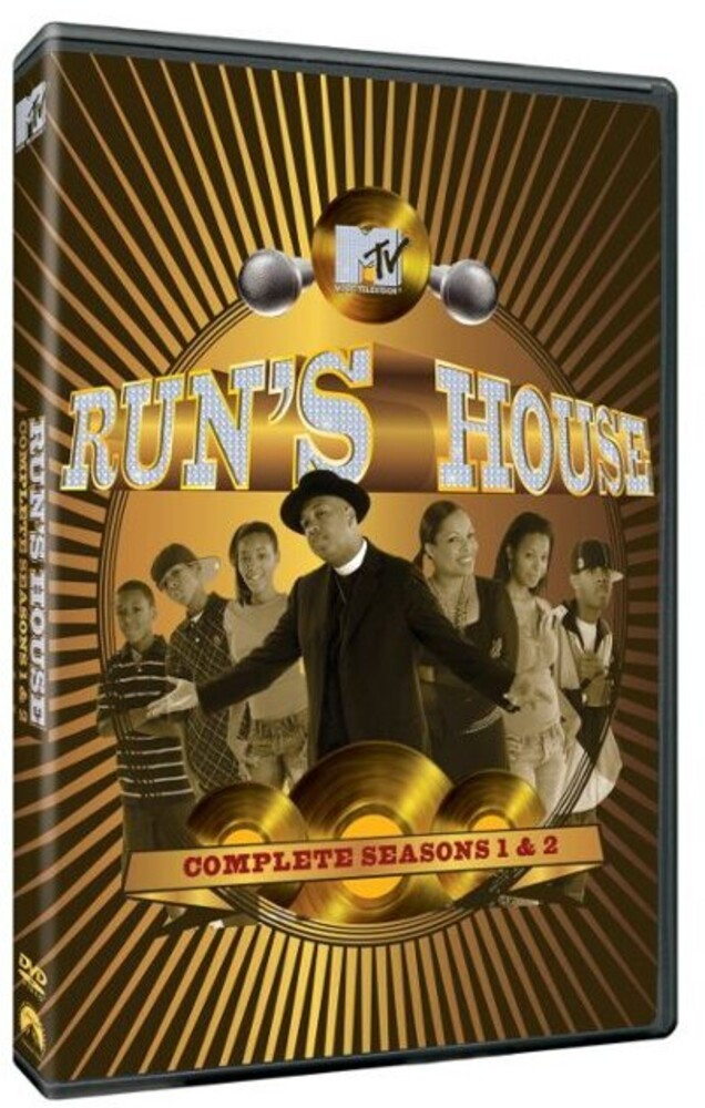 "Joey ""Run"" Simmons - Run's House: Complete First & Second Seasons (3pc)"