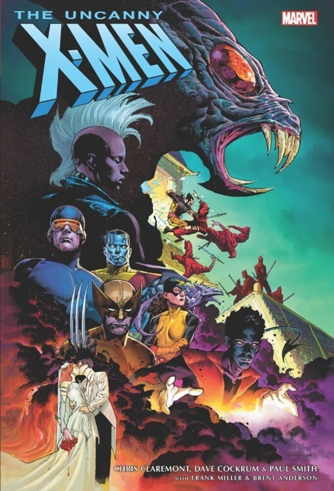 Claremont, Chris / Cockrum, Dave - The Uncanny X-Men Omnibus Vol. 3