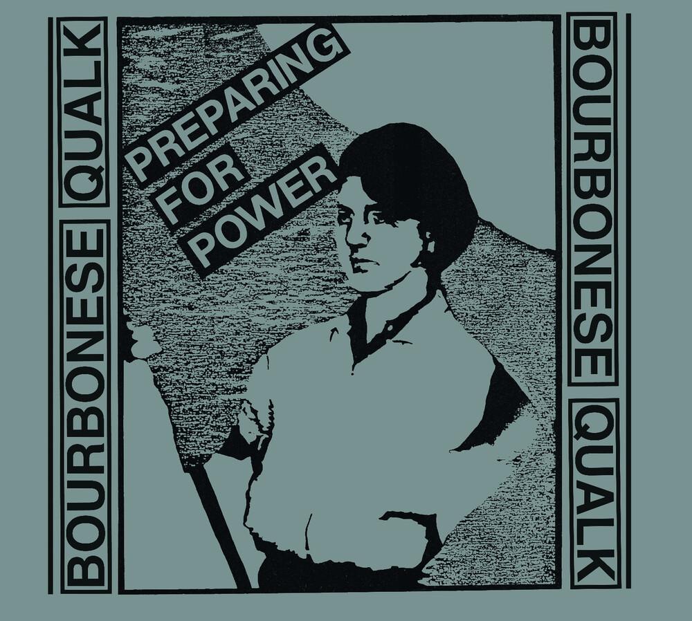 Bourbonese Qualk - Preparing For Power