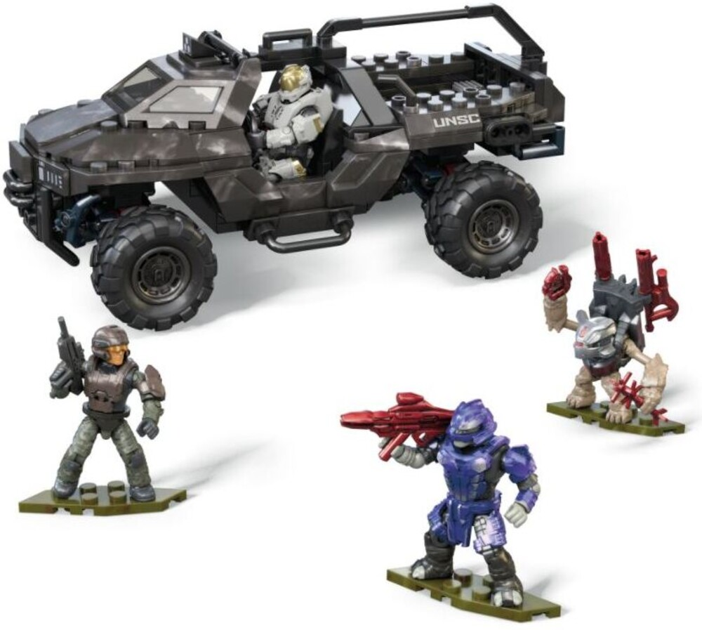 Mega Brands Halo - MEGA Brands - HALO Vehicle #9