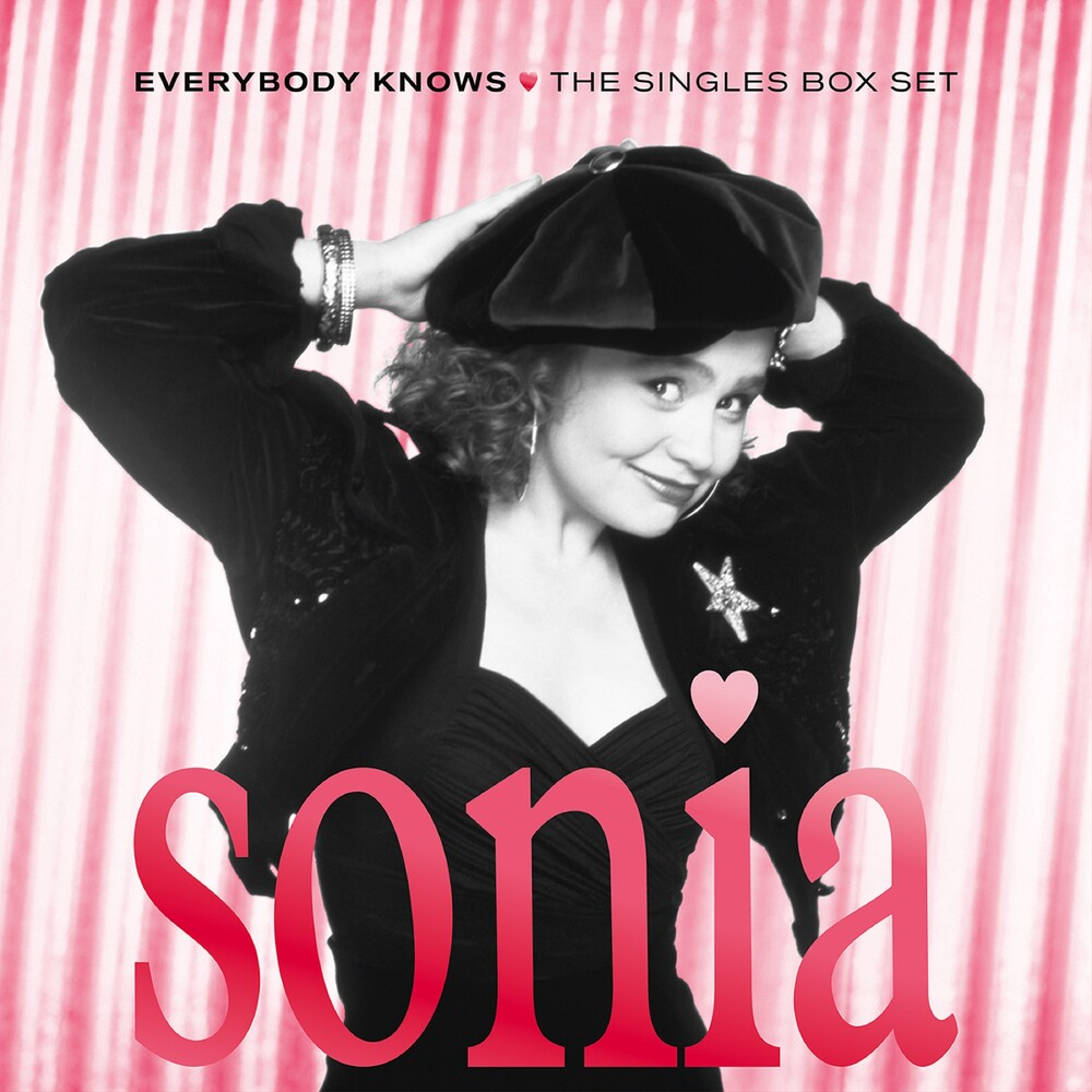 Sonia - Everybody Knows: Singles Box Set (Box) (Uk)