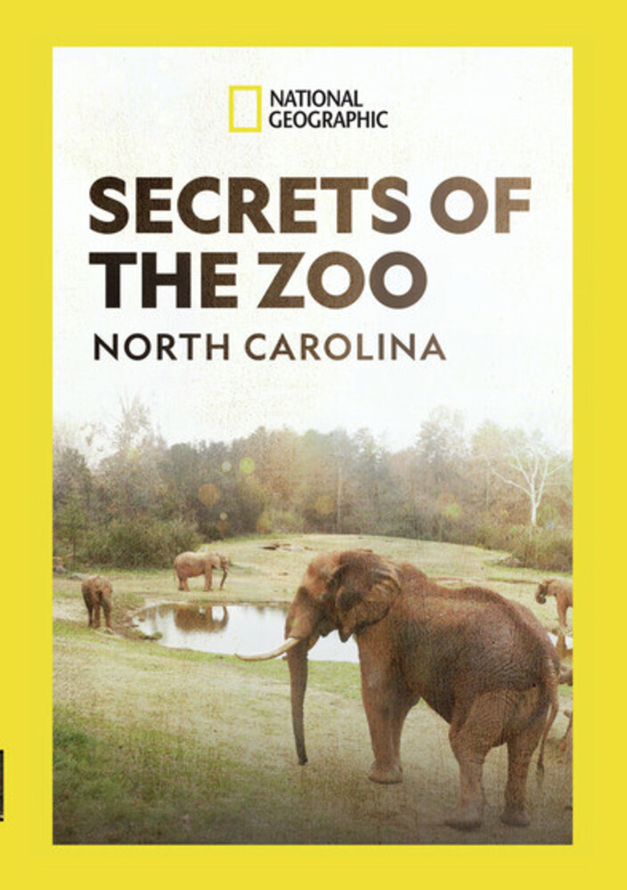 - Secrets Of The Zoo: Season 1 - North Carolina