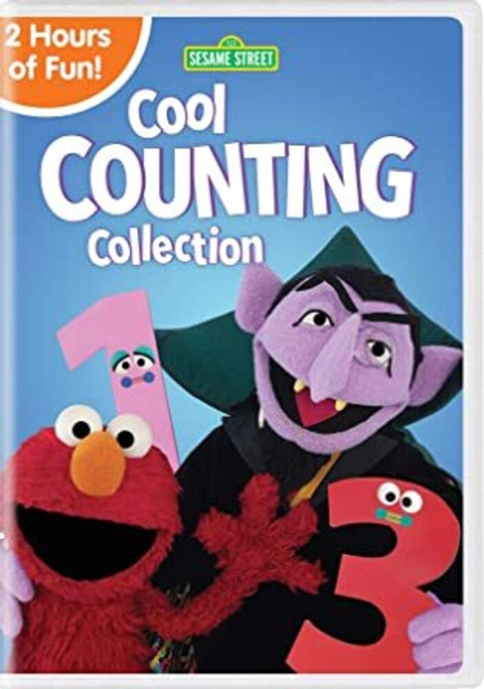 - Sesame Street: Cool Counting Collection