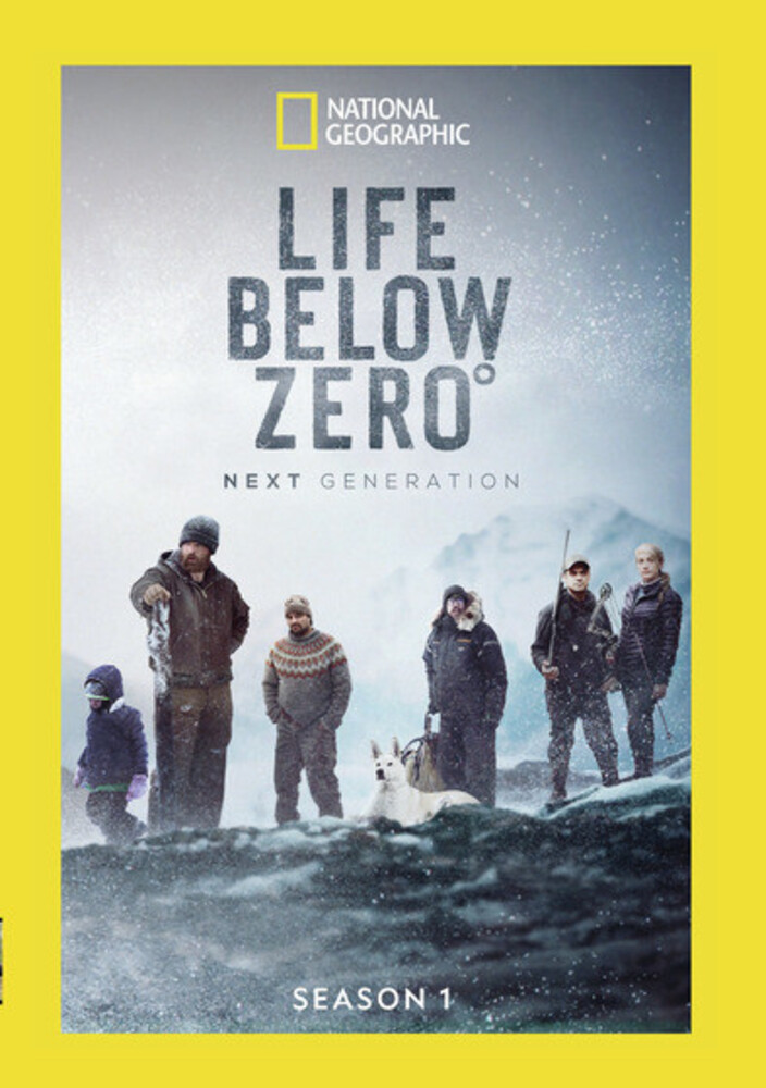 - Life Below Zero: Next Generation Season 1 (2pc)