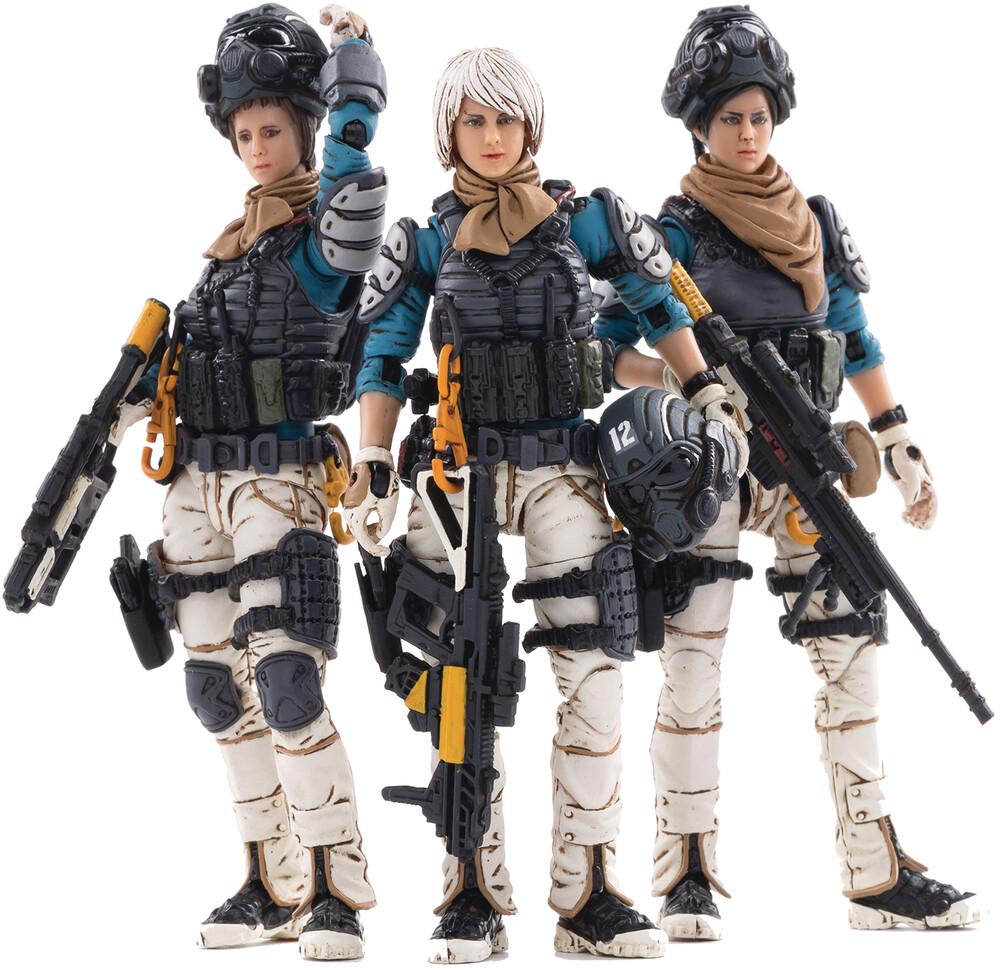 - Joy Toy Starhawk 12th Peron Patrol 1/18 3pk (Clcb)