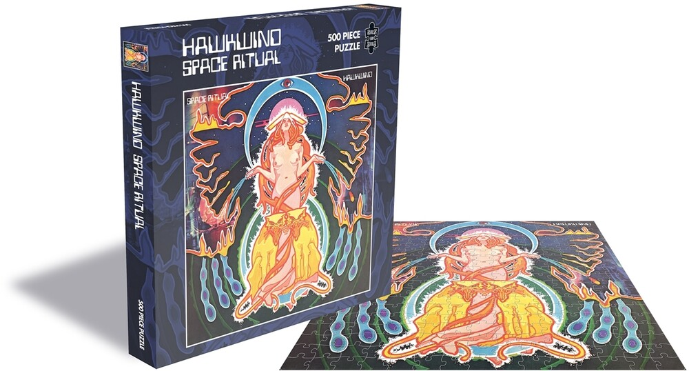 - Hawkwind Space Ritual (500 Piece Jigsaw Puzzle)