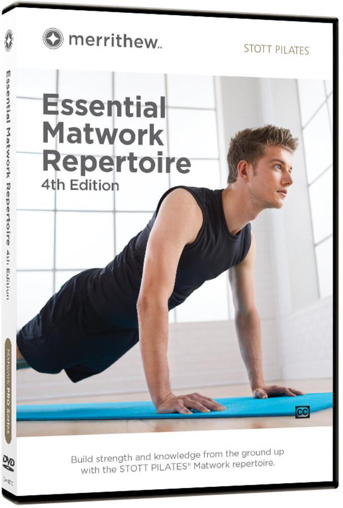 - Stott Pilates Essential Matwork Repertoire 4th Ed
