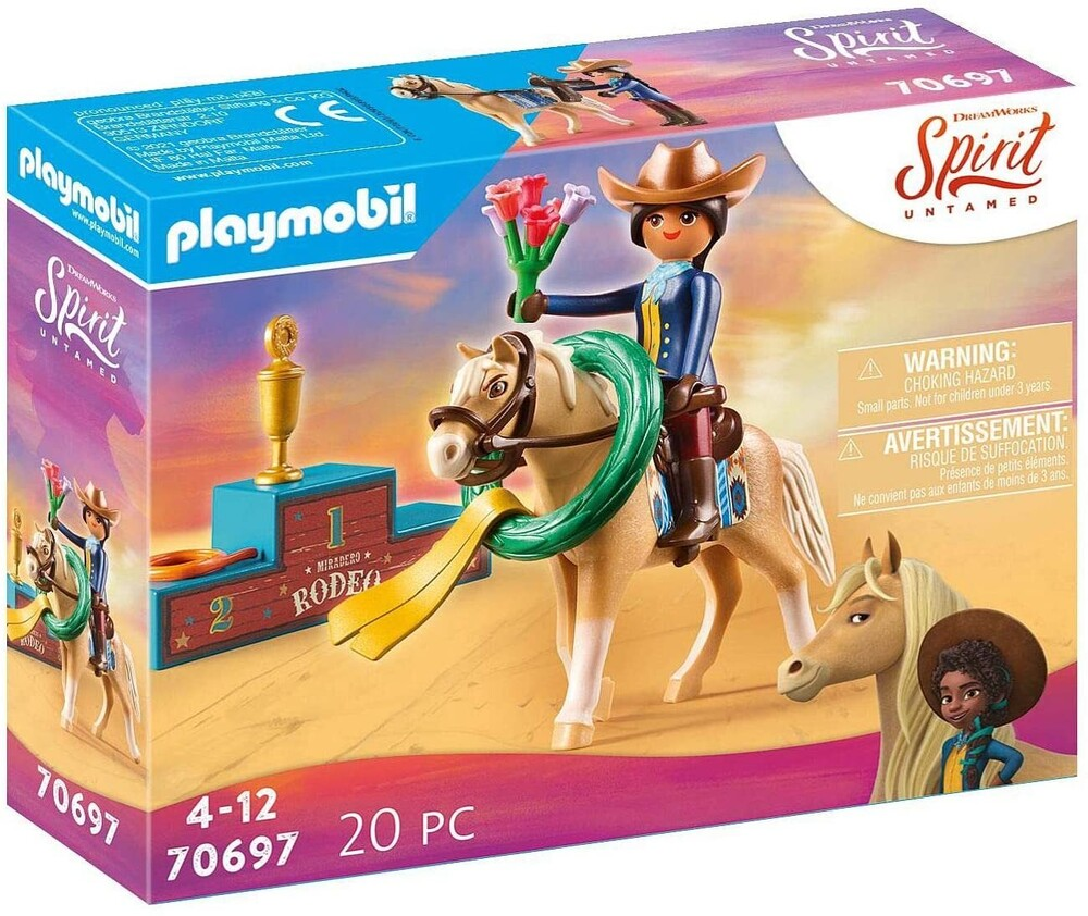 - Spirit Untamed Rodeo Pru (Fig)