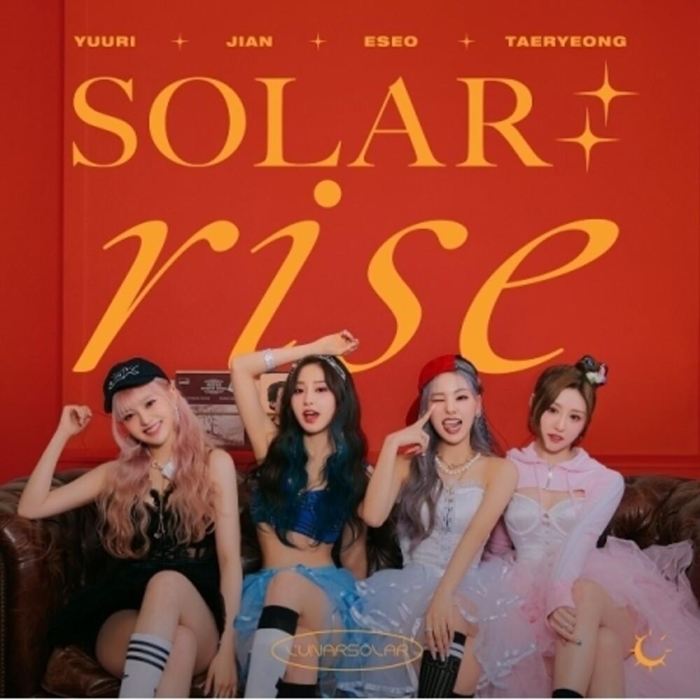 Lunarsolar - Solar: Rise (Pcrd) (Phob) (Phot) (Asia)