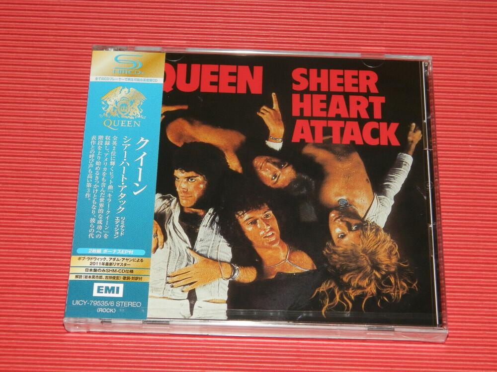 Queen - Sheer Heart Attack [Deluxe] [Remastered] [Reissue] (Shm) (Jpn)