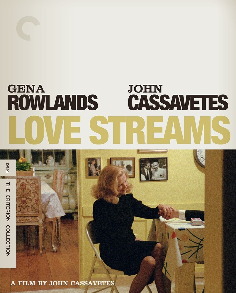 - Love Streams/Bd/Dvd