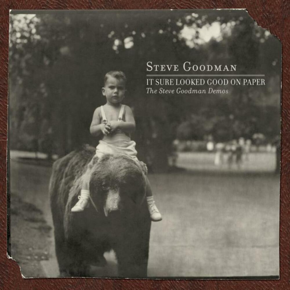 Steve Goodman - It Sure Looked Good On Paper: The Steve Goodman