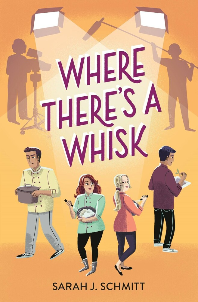 Sarah Schmitt  J - Where Theres A Whisk (Hcvr)