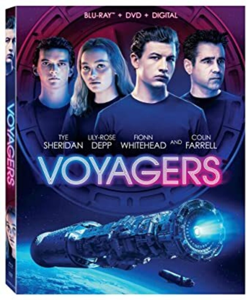 - Voyagers (2pc) (W/Dvd) / (Digc)