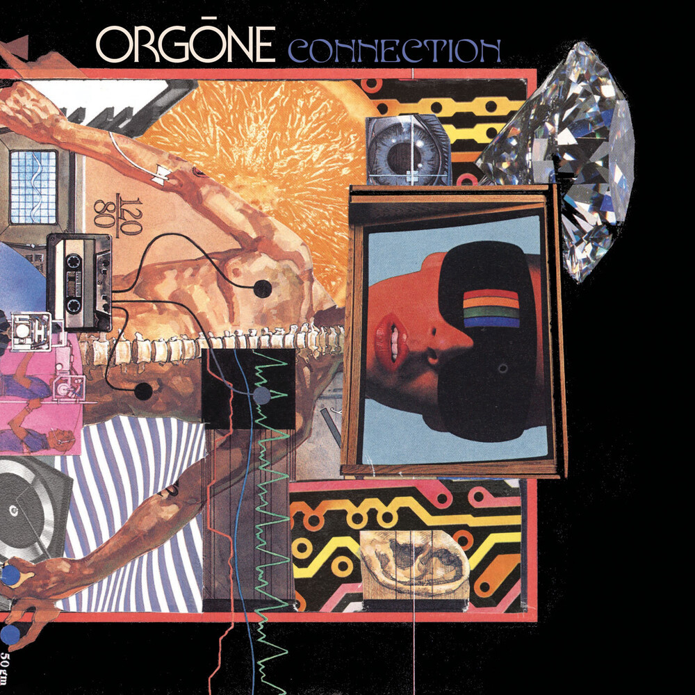 Orgone - Connection (White Vinyl) [Colored Vinyl] (Wht)