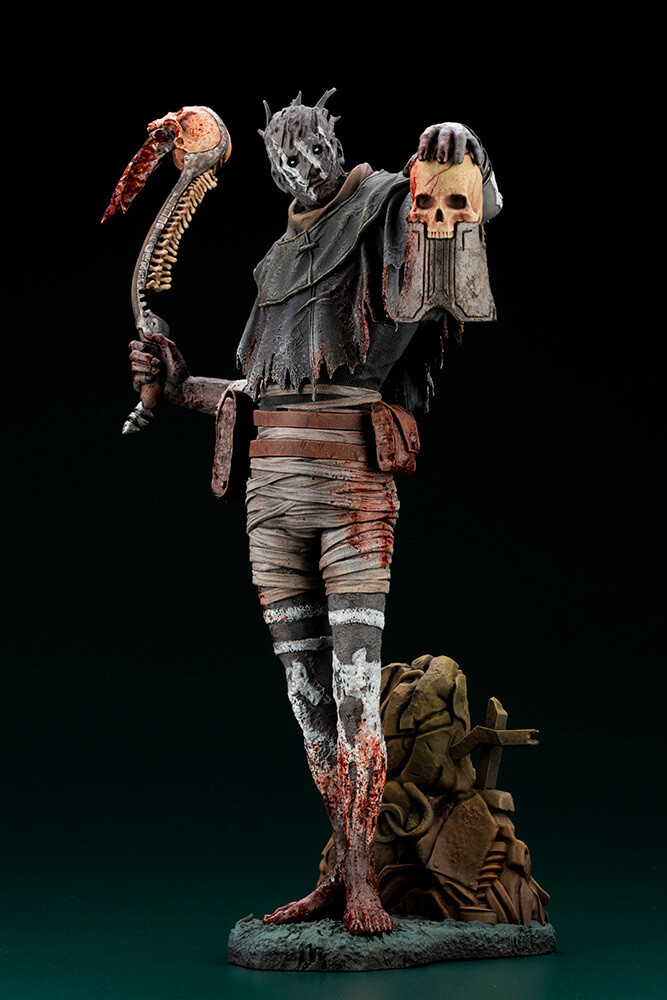 - Dead By Daylight - The Wraith Statue (Clcb) (Fig)