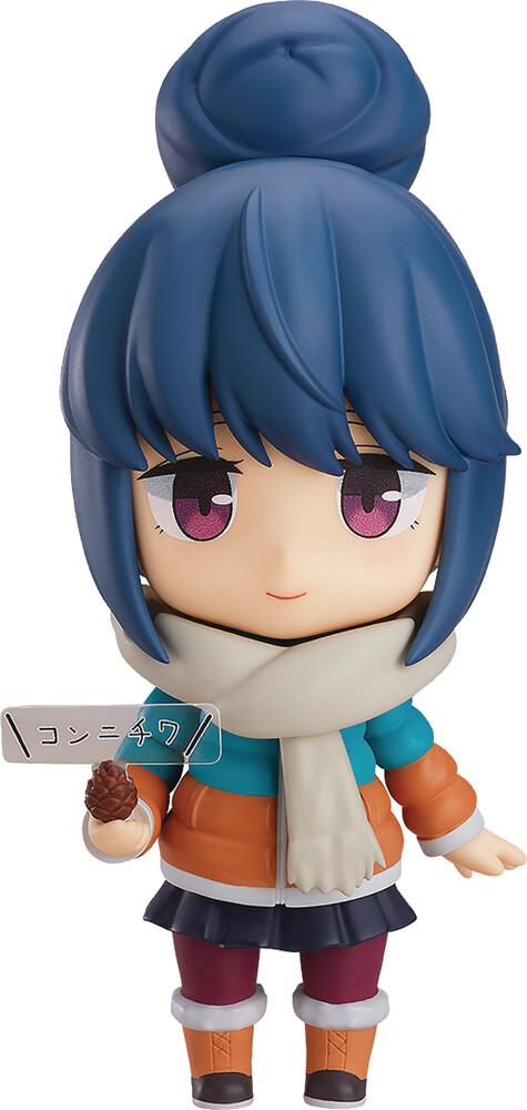 - Laid-Back Camp Rin Shima Nendoroid Af Dlx Ver
