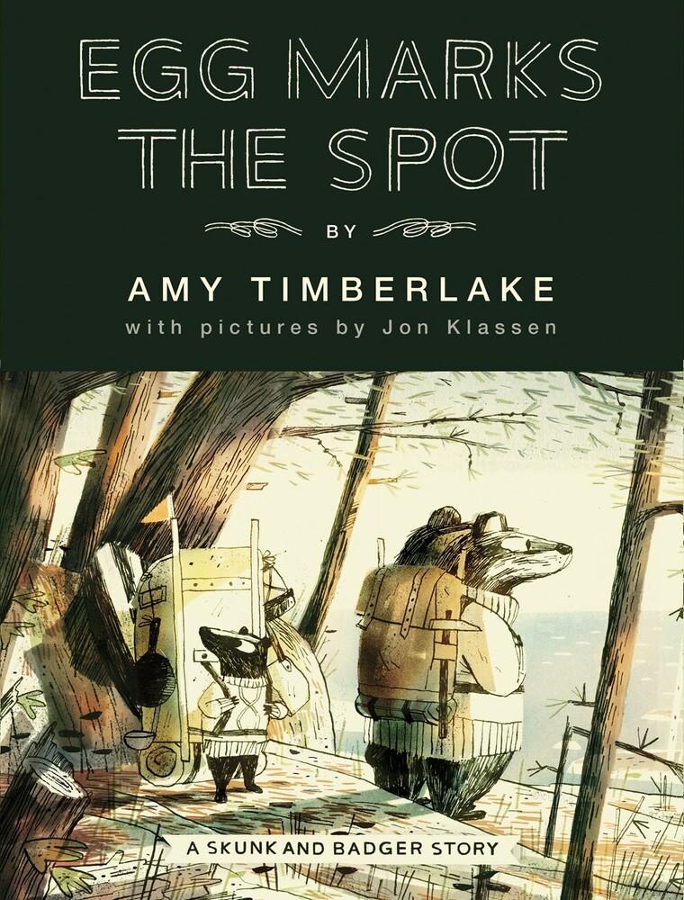 Amy Timberlake  / Klassen,Jon - Egg Marks The Spot (Hcvr) (Ill)