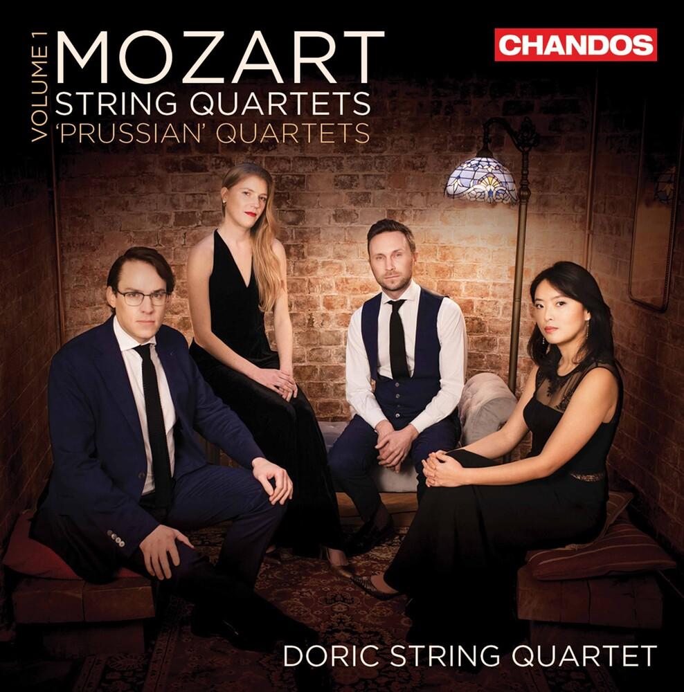 Mozart / Doric String Quartet - String Quartets 1 (2pk)