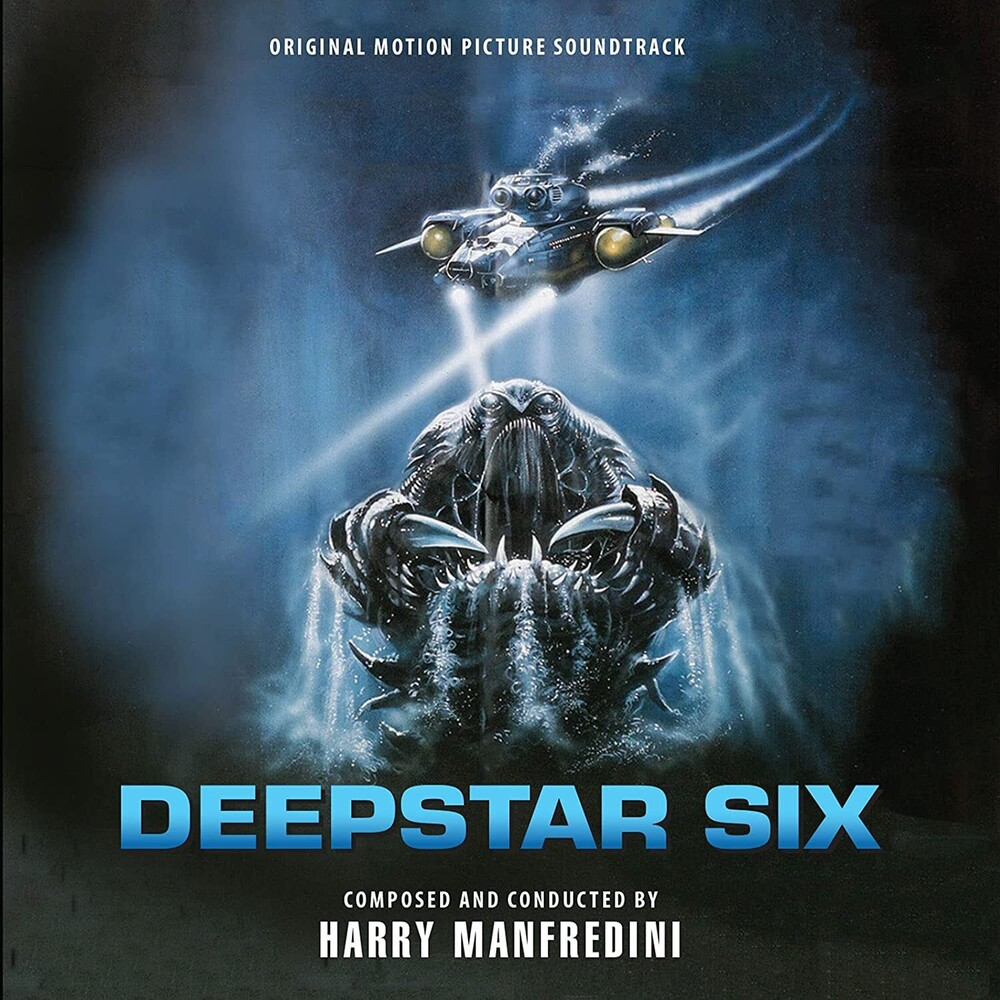Harry Manfredini  (Ita) - Deepstar Six / O.S.T. (Ita)