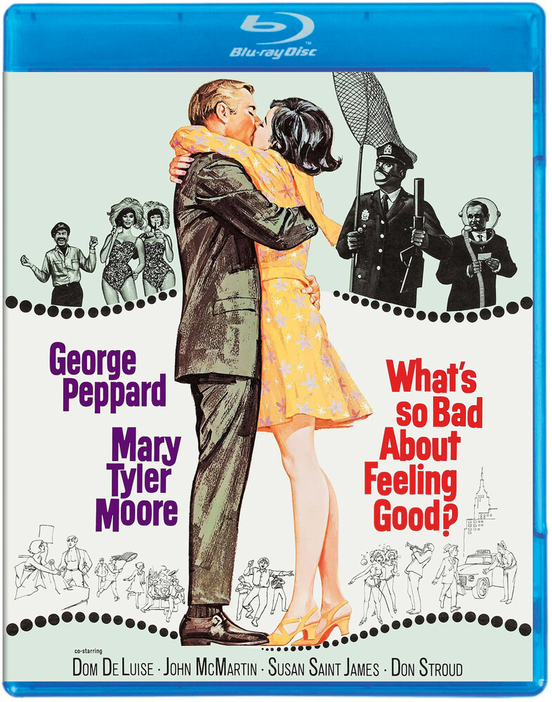 - What's So Bad About Feeling Good (1968)