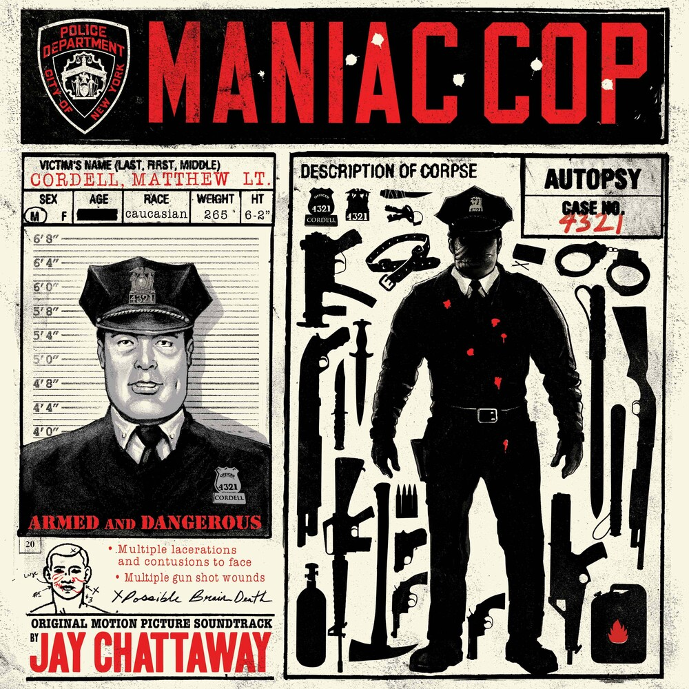 - Maniac Cop (Original Soundtrack)