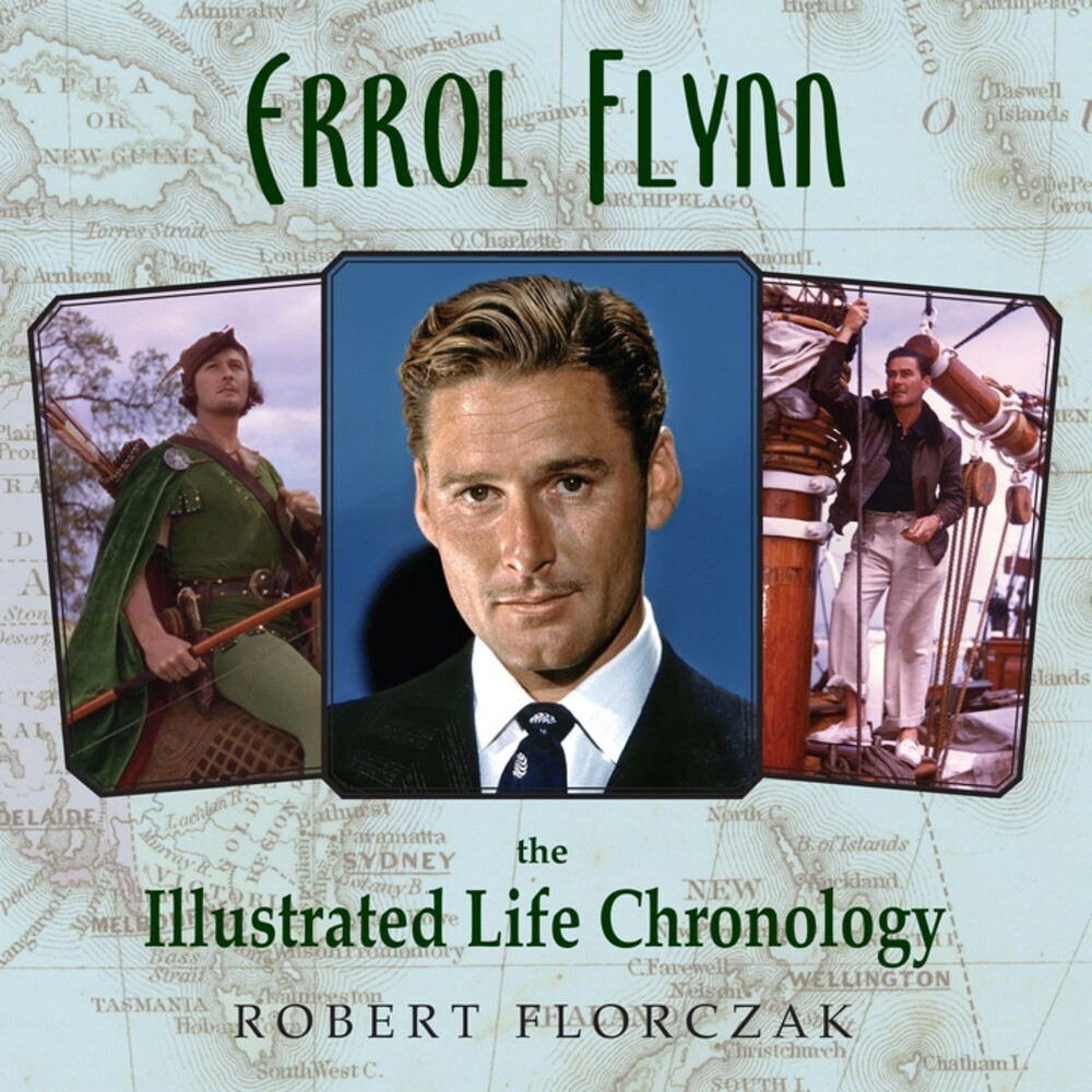 Robert Florczak - Errol Flynn (Hcvr)