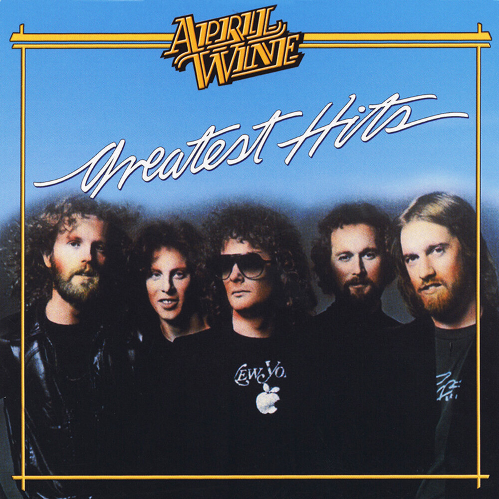 April Wine - Greatest Hits [Colored Vinyl] (Gol) [180 Gram] (Can)