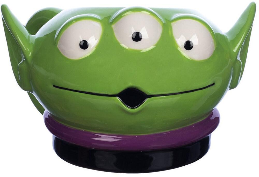 - Disney And Pixar Toy Story Alien Sculpted Mug