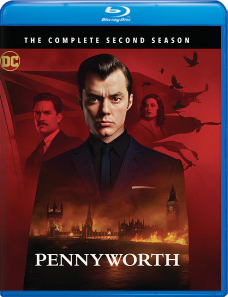 Pennyworth: Complete 2nd Season - Pennyworth: Complete 2nd Season (2pc) / (Full Mod)