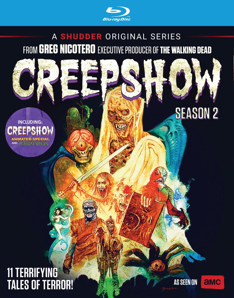 Creepshow, Season 2 Bd - Creepshow, Season 2 Bd (2pc) / (2pk)