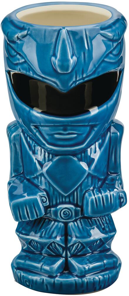 - Power Rangers Blue Ranger Tiki Mug (Clcb) (Mug)
