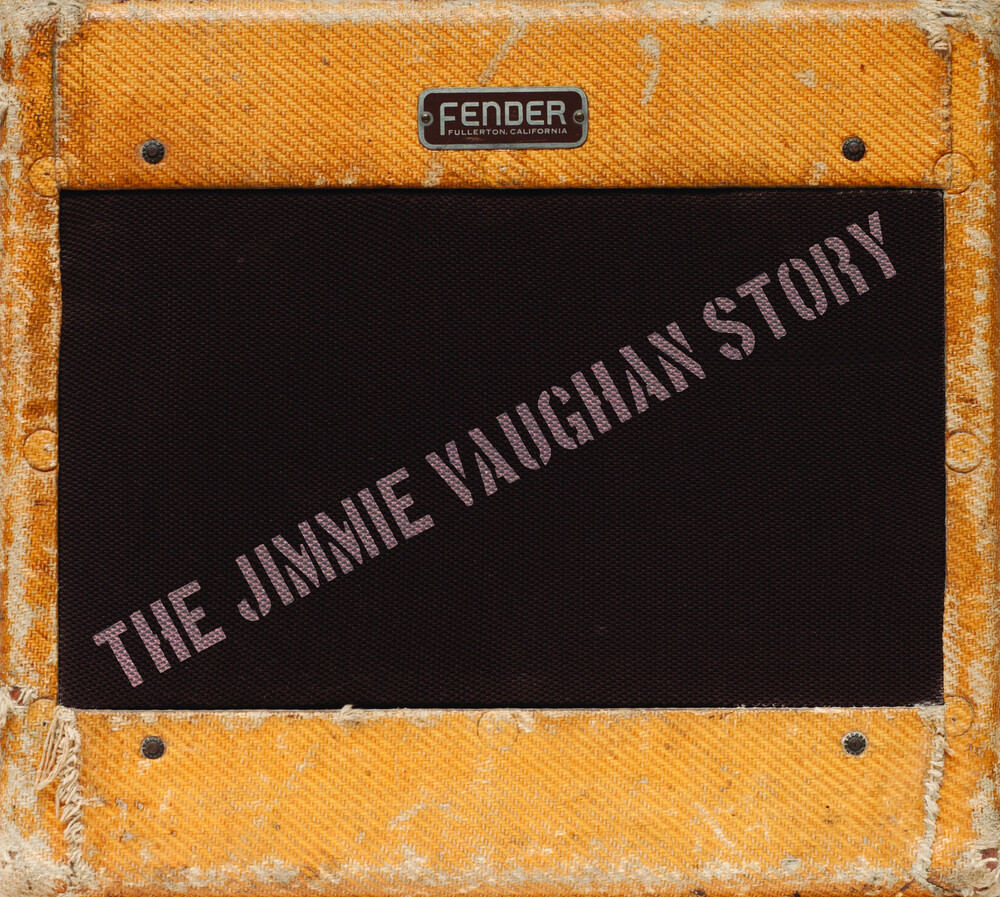 Jimmie Vaughan - Jimmie Vaughan Story (W/Book) (Box) [Limited Edition] (Uk)