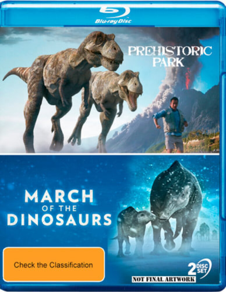 Prehistoric Park / March of the Dinosaurs - Prehistoric Park / March Of The Dinosaurs [All-Region/1080p]