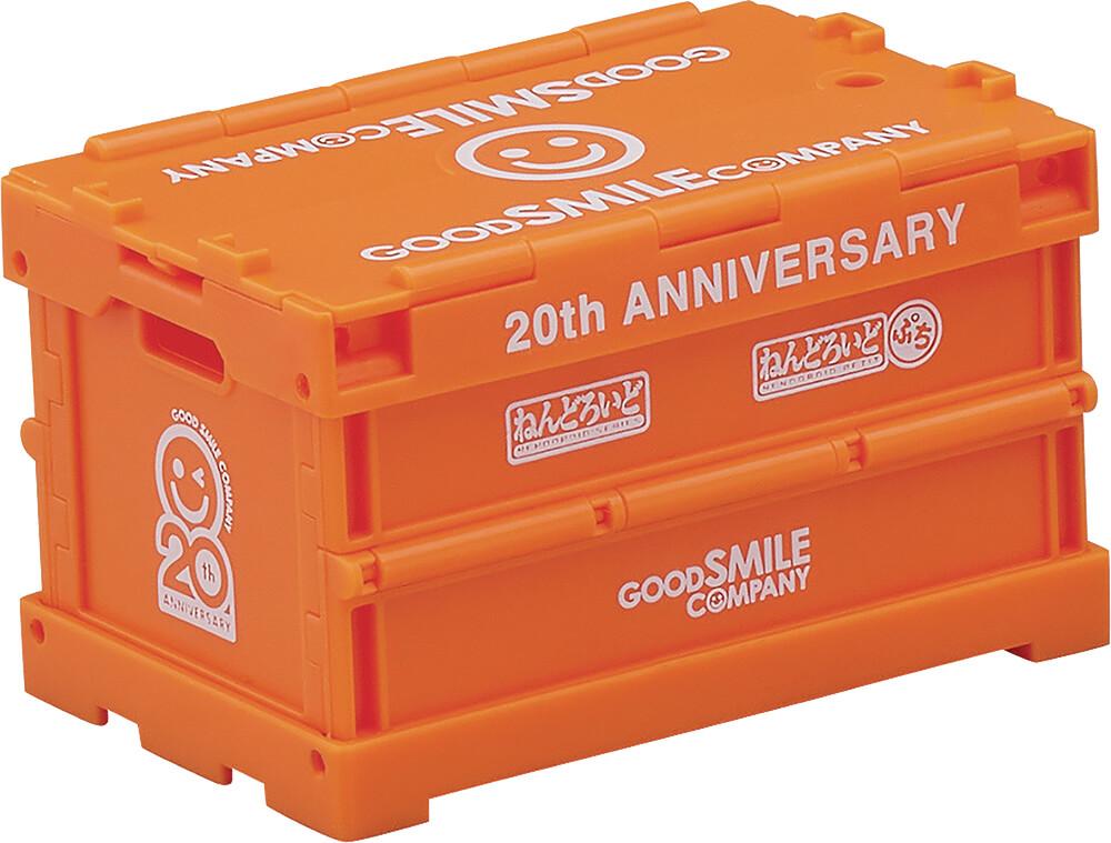 - Nendoroid More Anniversary Container Orange Ver