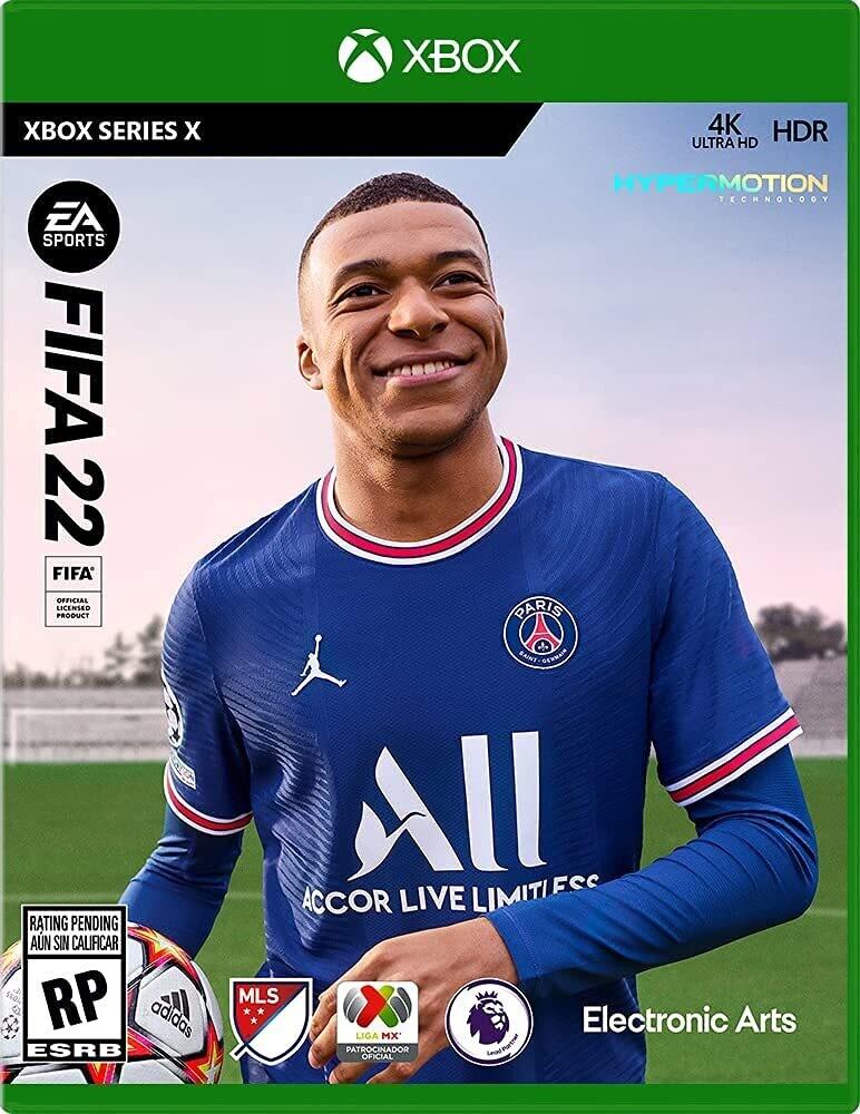 Xbx FIFA 22 - Xbx Fifa 22