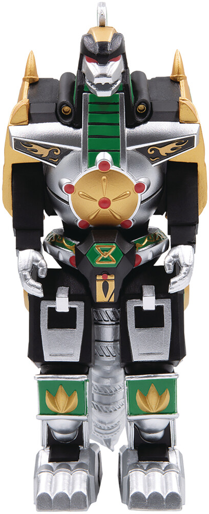 Power Rangers Reaction Wave 2 - Dragonzord - Power Rangers Reaction Wave 2 - Dragonzord (Afig)